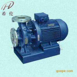 ISWH不锈钢化工离心泵