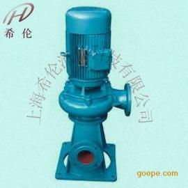 无堵塞立式排污泵