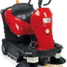 驾驶室扫地车电动扫路车Lion1100