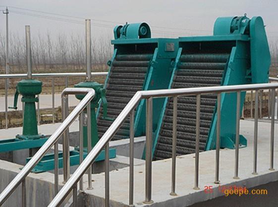 南京回转式格栅除污机