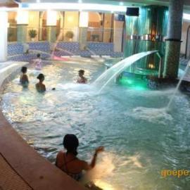 温泉水疗设计/温泉设备生产、安装、调试