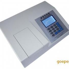水质监测参数 COD