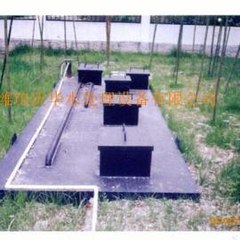 地埋式污水处理设备-一体化污水处理设备