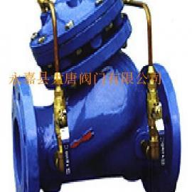 大唐牌JD745X隔膜式多功能水泵控制阀