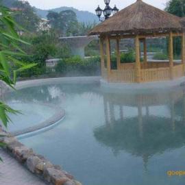 温泉设备/温泉设计