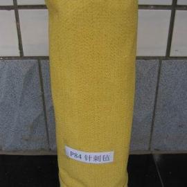耐酸碱高温p84针刺毡滤袋