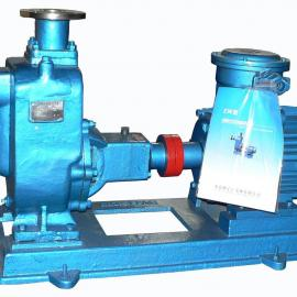 ZW型不�P�自吸泵 自吸污水泵