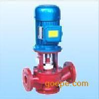 SL型立式玻璃钢管道泵