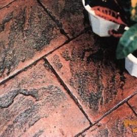 压花地坪施工方法