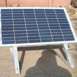 华阳风道路监控太阳能供电系统设计方案,绿色环保不掉线