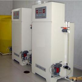 二氧化氯消毒剂发生器+便携式余氯检测仪
