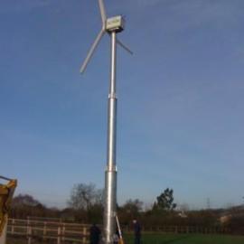 大功率风能风力发电系统