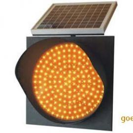 黄闪灯交通警示灯-太阳能路灯厂家批发