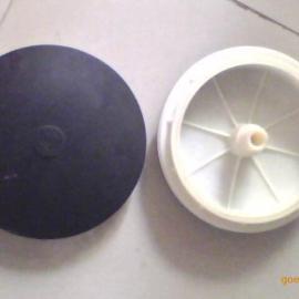 防堵塞盘式膜片曝气器