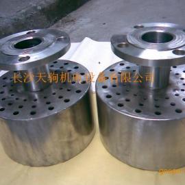 化工水池汽水消声加热器蒸汽混合器