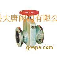 GJ41X管夹阀、衬氟阀门