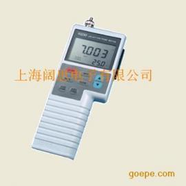 便携式PH/ORP/离子测试仪