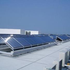 上海太阳能工程-企事业单位热水系统