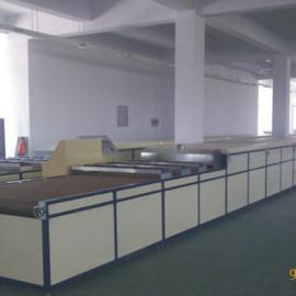 苏州彩晶玻璃烘道,工作台,涂装设备,无锡玻璃烘干线、