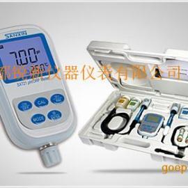SX721便携式pH/ORP计