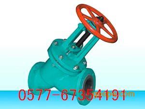 J45F46-16氟塑料衬里直流阀