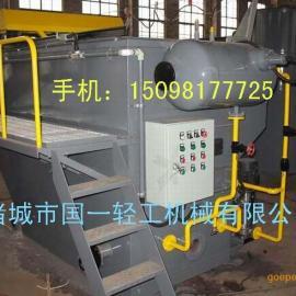 平流式溶气气浮机|平流式气浮机