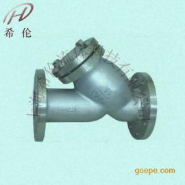 不锈钢过滤器304蒸汽自来水耐酸碱上海水处理