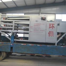 处理造纸污泥-带式压滤机