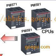 ABB PLC主单元PM571
