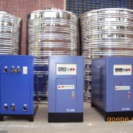 空压机余热利用热水器