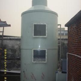酸雾废气吸收塔有效吸收净化废气中的酸性物质