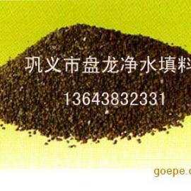 重庆锰砂滤料(除铁锰砂)/厂家直销