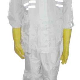 耐酸碱分体防护服,重复使用防护服,分体式防护服