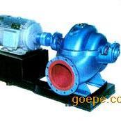 上海水泵厂6SH-9中开泵|双吸泵|叶轮|联轴器|机封