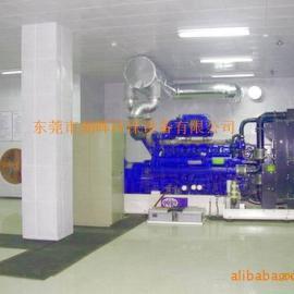 东莞发电机噪声治理系统安装工程