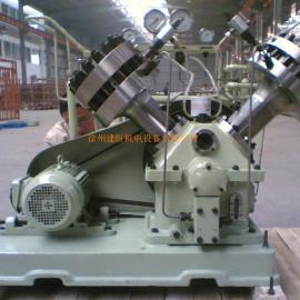氧气小排量隔膜压缩机