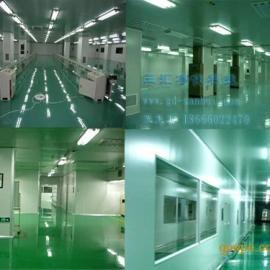 番禺六鑫净化专业装修百级|千级|万级净化工程