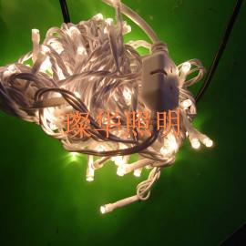 led星星灯串10米100灯