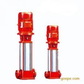 XBD-I立式多级消防栓泵
