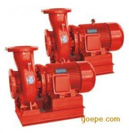 XBD-W单级卧式消防管道泵