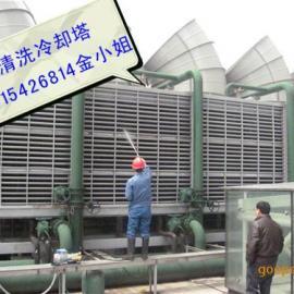 中央空调循环冷却水系统全年维护及保养