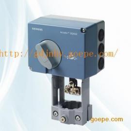 西门子电动执行器SQX62