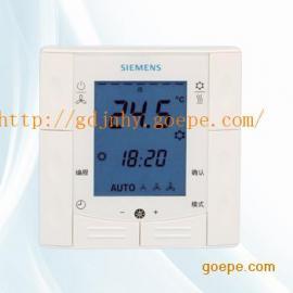 西门子风机盘管温控器RDF310.2