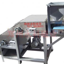 郑州永科加工定制磁选机 强磁磁选机 干式双滚磁选机厂家直销