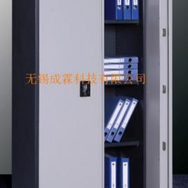 无锡成霖科技双门防火文件柜-中国无锡基地-档案防火柜-专供人事�