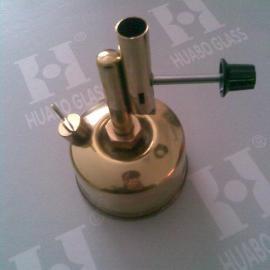 纯铜制造,加厚型座式酒精喷灯