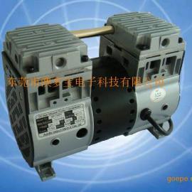 微型无油真空泵/干式真空泵 AP-1200H 真空度-740mmHg