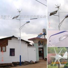 风光互补路灯太阳能路灯生产厂家