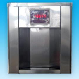 不锈钢面板IC卡直饮水管线机