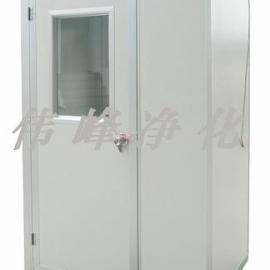 全自动风淋室 单向垂直流风淋室 单人双吹风淋室 多人双吹风淋室